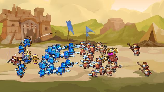 Legions War: Art of Strategy screenshot 2
