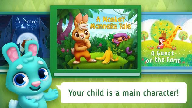 Little Stories. Read bedtime story books for kids poster