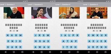 Indian Politicians Quiz