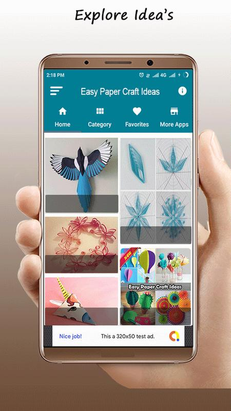 Easy Paper Craft Ideas For Android Apk Download