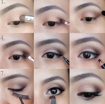 eyebrow make up tutorials screenshot 11