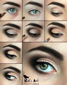 eyebrow make up tutorials screenshot 2