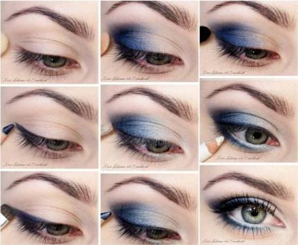 eyebrow make up tutorials screenshot 7