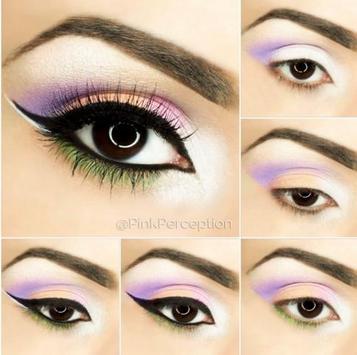 eyebrow make up tutorials screenshot 5