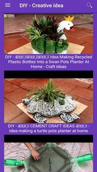 DIY Garden Ideas تصوير الشاشة 6