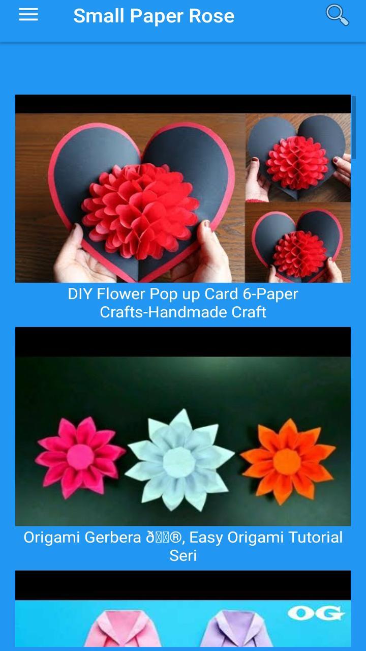 Gerbera daisy paper flower diy tutorial.Paper flowers easy for ... | 1280x720