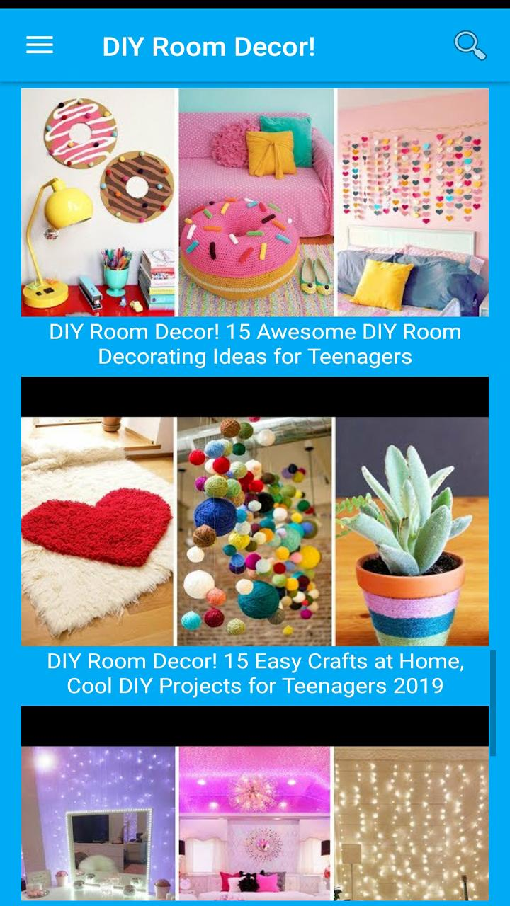Diy Room Decore Videos For Android Apk Download