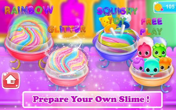 DIY Slime Simulator – Fun Slime Maker screenshot 1