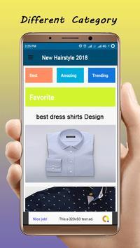 Best Dress Shirts Design screenshot 3