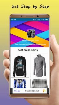 Best Dress Shirts Design poster