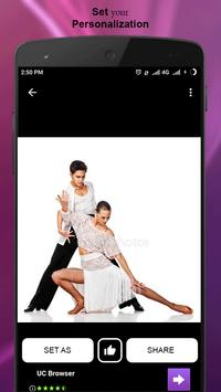Dancing Salsa Wallpaper screenshot 1