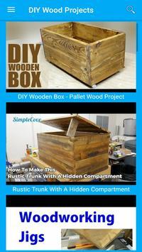 DIY Wood Craft Projects screenshot 5