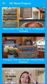 DIY Wood Craft Projects screenshot 7