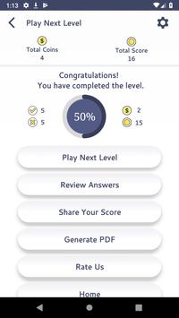 Rojgaar Current Affair's Quiz screenshot 4