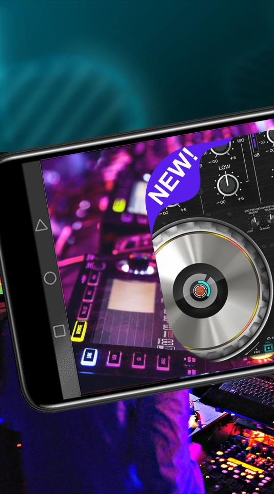 Crossfader Dj Mixer Player for Android - APK Download