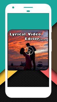 Lyrical Photo & Video Editor screenshot 3