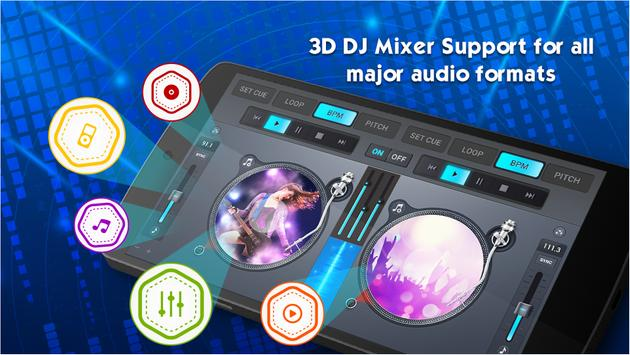 DJ Mixer 2019 - 3D DJ App screenshot 4