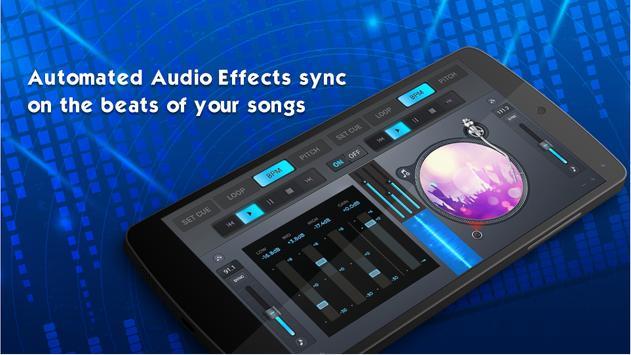 DJ Mixer 2019 - 3D DJ App poster