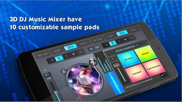 DJ Mixer 2019 - 3D DJ App screenshot 1