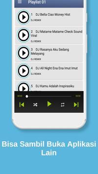 🎶 DJ Bella Ciao Money Heist Full Bass Offline 💖 screenshot 2
