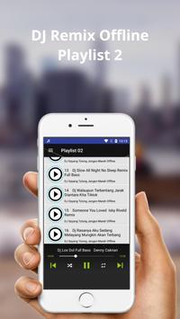 DJ Sayang Jangan Marah Marah Remix Offline screenshot 3