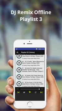 DJ Sayang Jangan Marah Marah Remix Offline screenshot 4