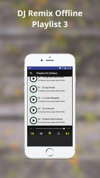 DJ Sayang Jangan Marah Marah Remix Offline screenshot 5