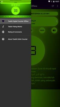 Tasbih Dzikir Counter Digital screenshot 5