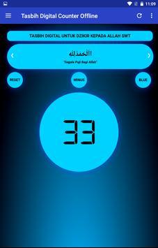 Tasbih Dzikir Counter Digital ảnh chụp màn hình 9