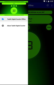 Tasbih Dzikir Counter Digital screenshot 12