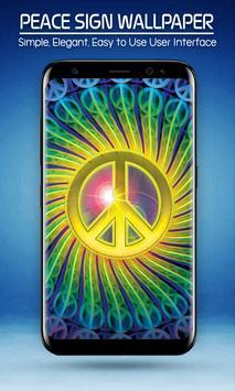 Peace Sign Wallpapers تصوير الشاشة 4