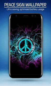 Peace Sign Wallpapers تصوير الشاشة 5