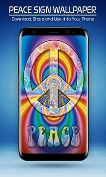 Peace Sign Wallpapers تصوير الشاشة 3