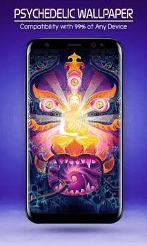 Psychedelic Wallpaper screenshot 2