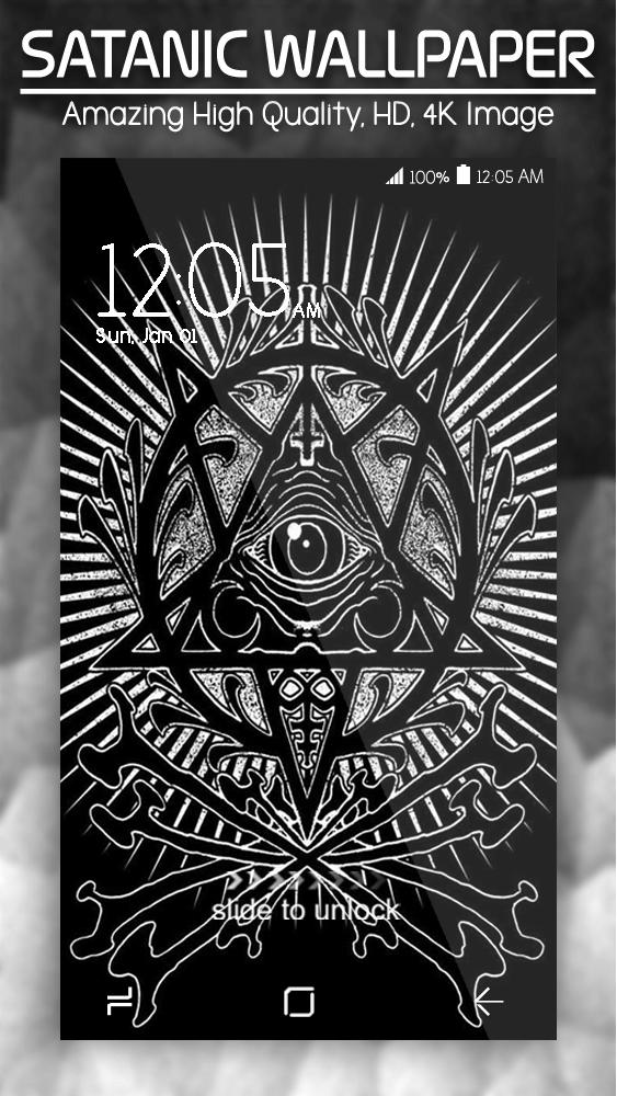 Satanic Wallpaper For Android Apk Download