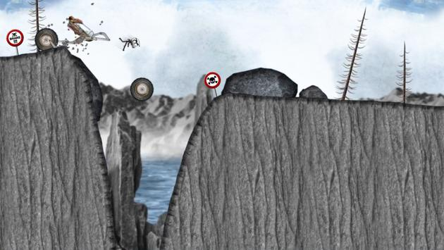 Stickman Downhill Monstertruck screenshot 4