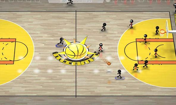 Stickman Basketball screenshot 5