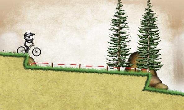 Stickman Downhill screenshot 1