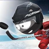 Stickman Ice Hockey ícone
