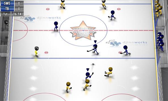 Stickman Ice Hockey screenshot 4