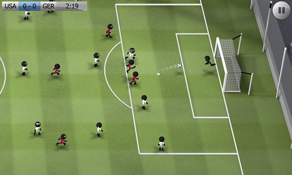 Stickman Soccer screenshot 10