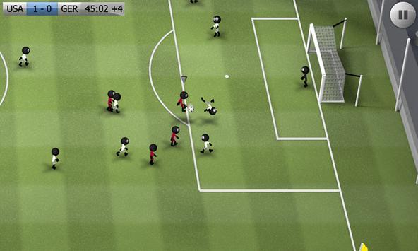 Stickman Soccer screenshot 3