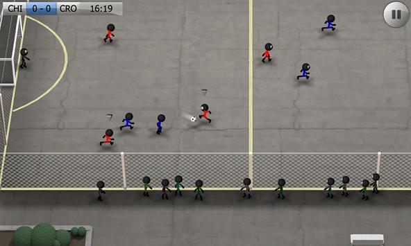 Stickman Soccer screenshot 7