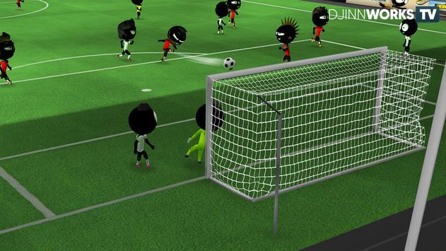 Stickman Soccer 2018 screenshot 3