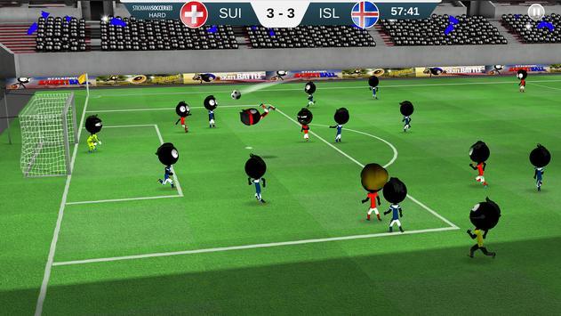 Stickman Soccer 2018 screenshot 13