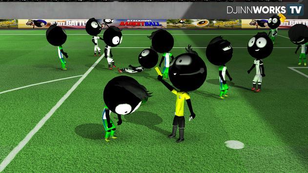 Stickman Soccer 2018 screenshot 2