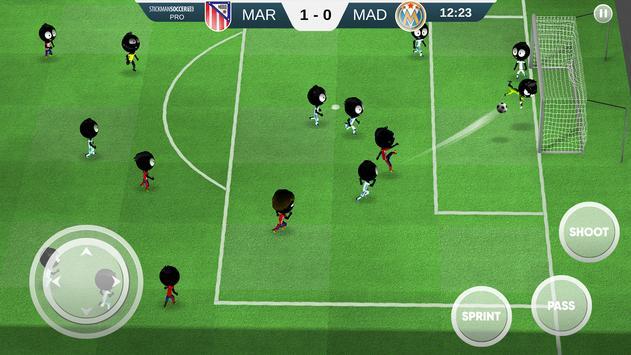 Stickman Soccer 2018 screenshot 6