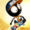 Stickman Skate Battle ícone