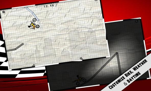Stick Stunt Biker screenshot 2