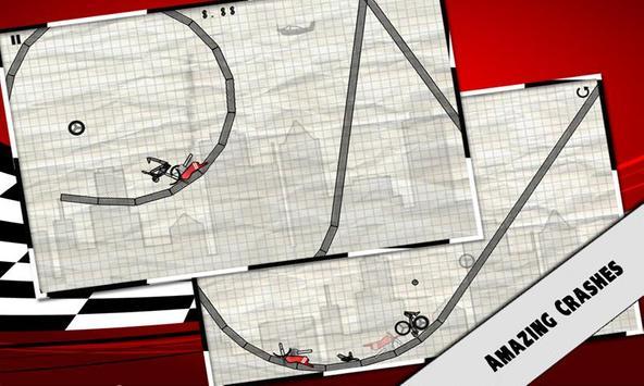 Stick Stunt Biker screenshot 4